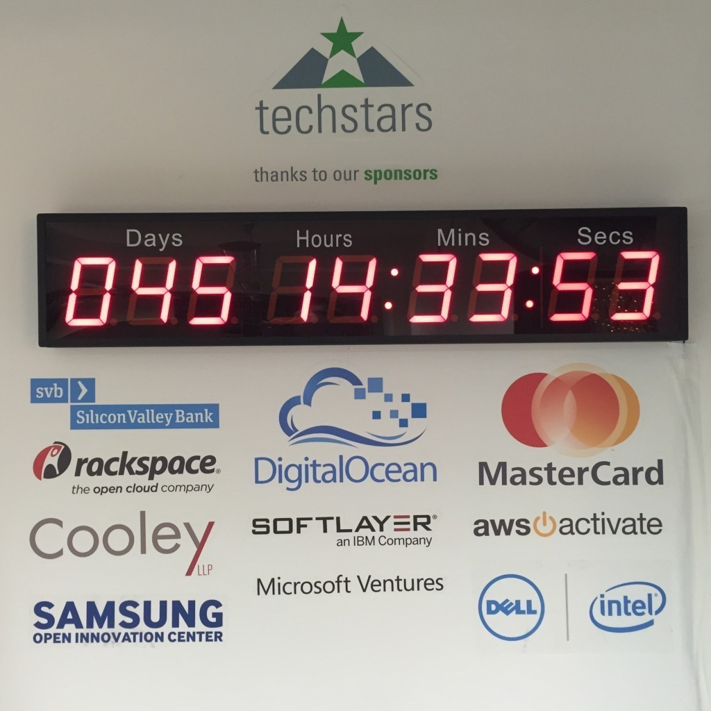 The Techstars Clock Of Doom