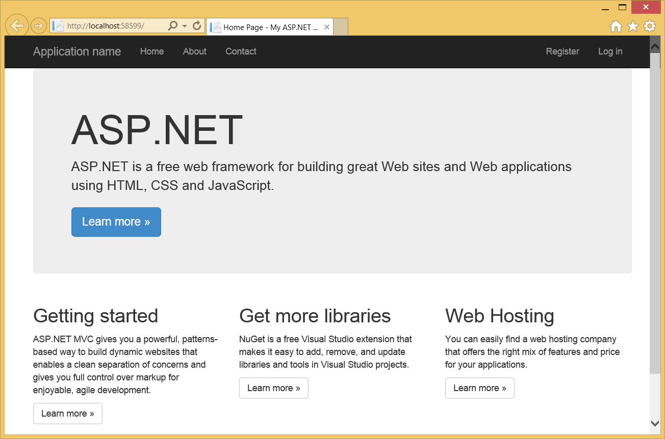 Read Learn ASP NET MVC | Leanpub