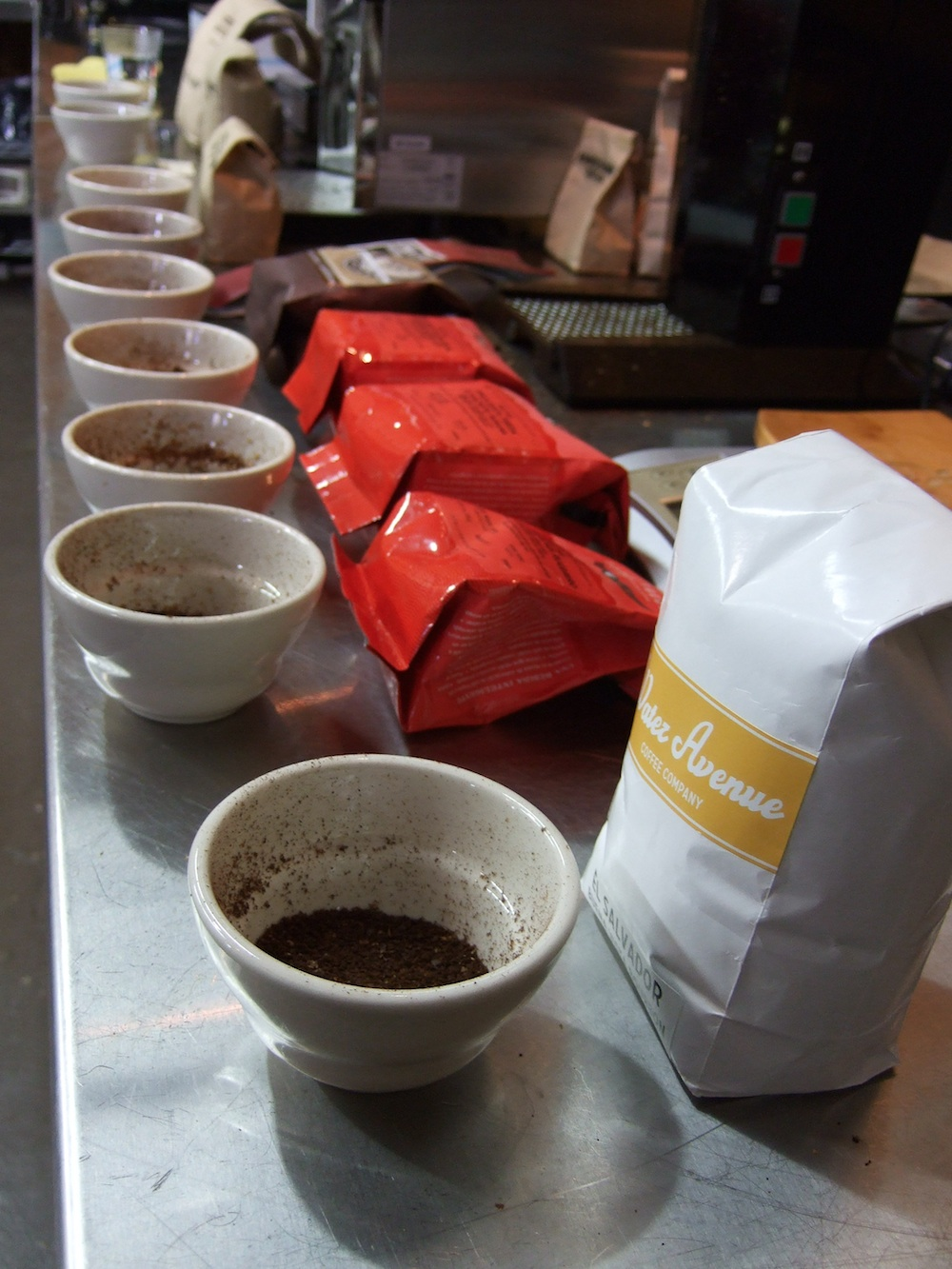 Cupping Grinds