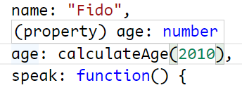 Type inference in action