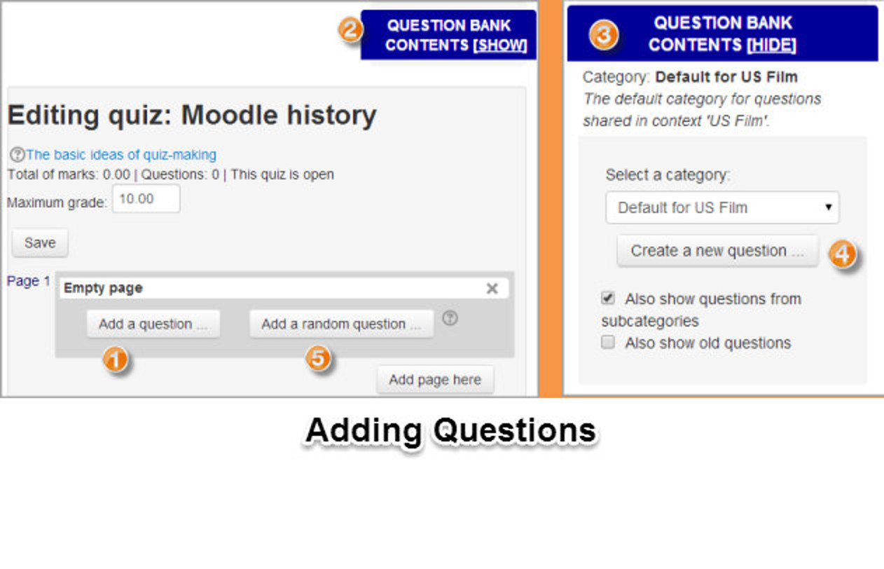 Read How to use Moodle 2 7 | Leanpub