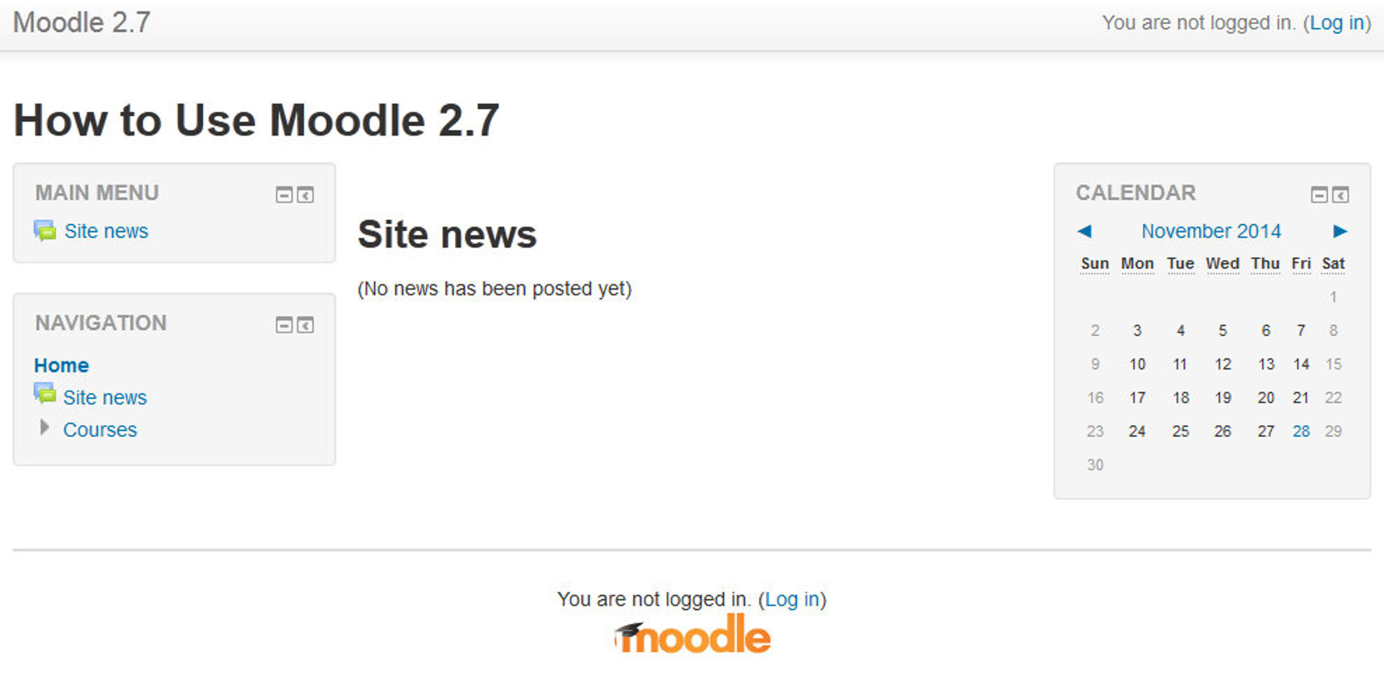how to use moodle Howtomoodle are client focused uk moodle and totara experts, providing specialist moodle and totara learn services to organisations of all sizes and sectors.