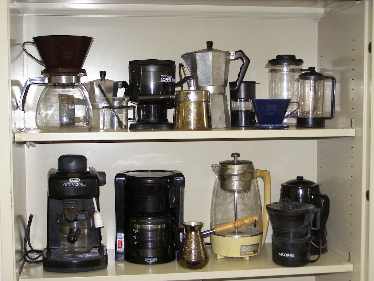 For the love of coffee: a collection