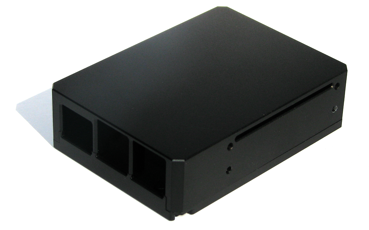High quality aviation grade anodized aluminium case