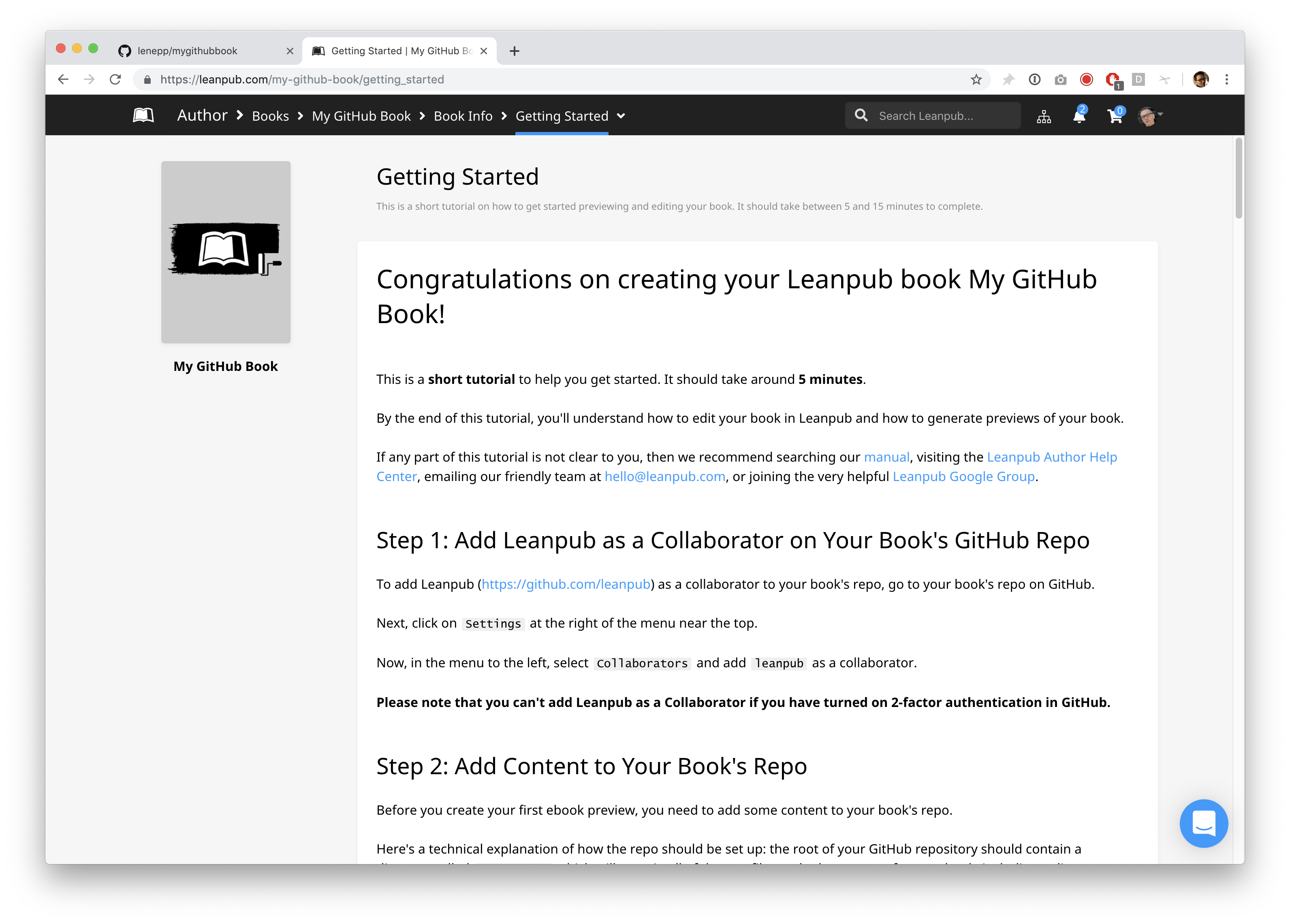 Read The Leanpub Manual | Leanpub