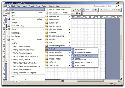 Read Network Diagrams With Visio Leanpub