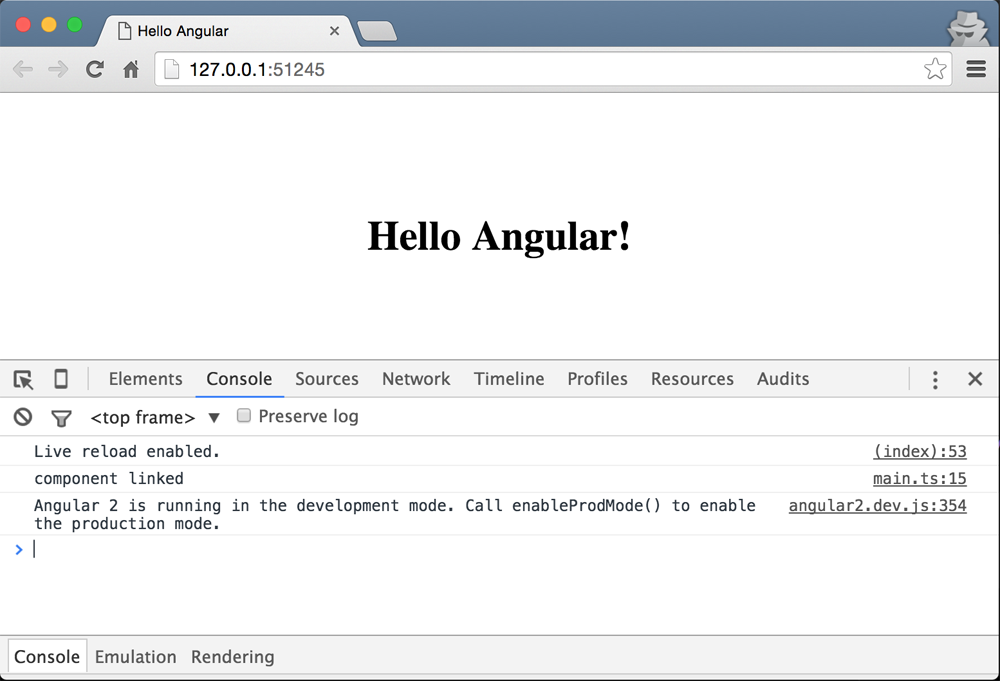 Read Introduction to Angular 2 | Leanpub