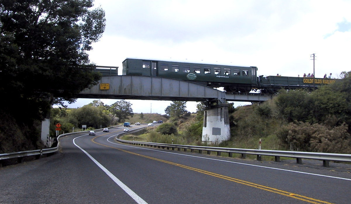The Keith Wrigley Memorial Bridge
