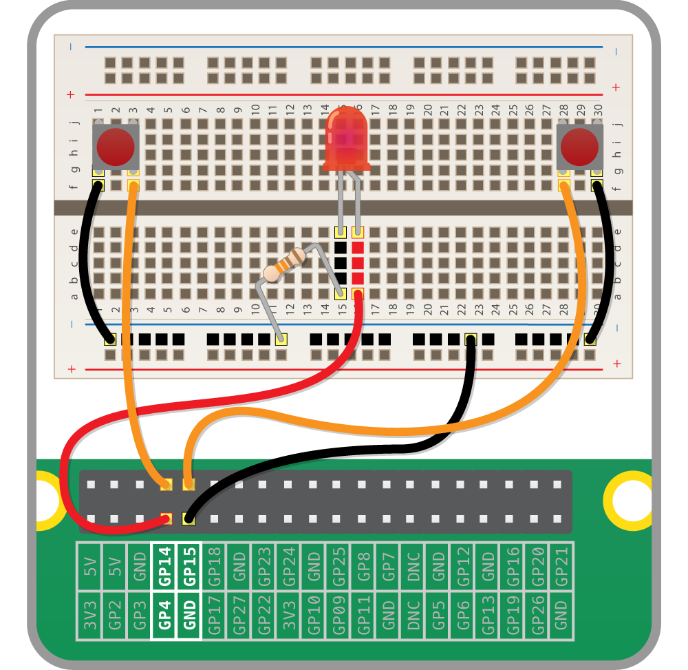 Read Build Think Create With Raspberry Pi In The Classroom Leanpub Pushtomake Switch Electronic Symbol Building Circuit