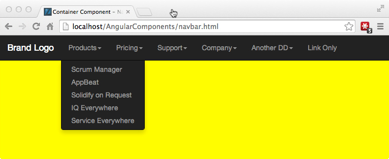 Read Web Component Architecture & Development with AngularJS