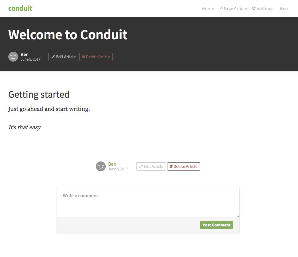 Read Building Conduit | Leanpub