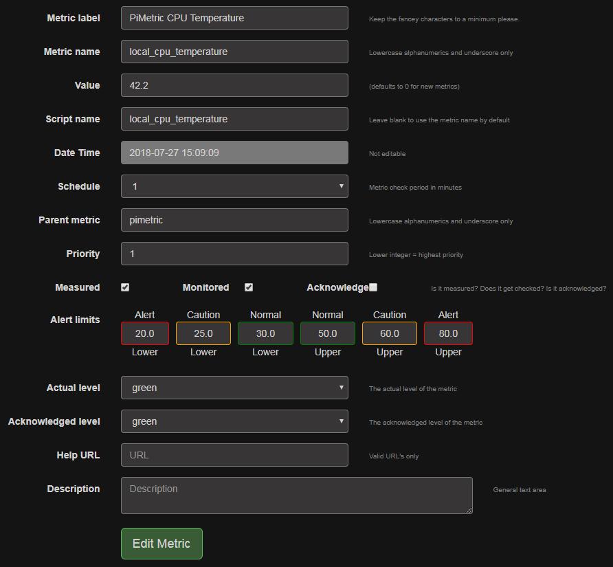 Read PiMetric: Monitoring using a Raspberry Pi   Leanpub