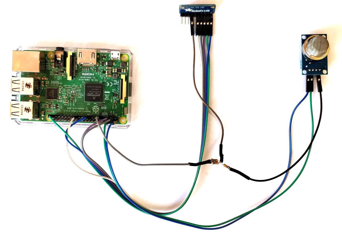 Read Raspberry Pi Computing: Gas Sensors | Leanpub
